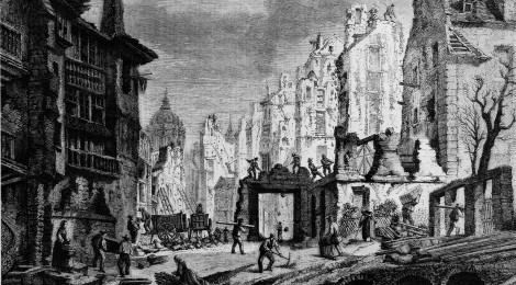 The Idea of the Historic City   Michele Lamprakos