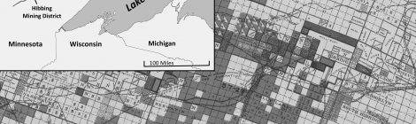 Contested Landscapes Of Displacement: Oliver Iron and Minnesota's Hibbing District | John Baeten