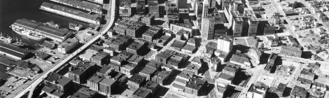 The Past and Future of Pioneer Square: Historic Character and Infill Construction in Seattle's First Historic District | Jeffrey Karl Ochsner