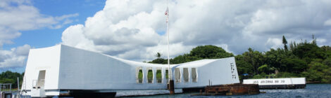 REORIENTING PEARL HARBOR MEMORIES: From Antagonists to Allies, Prime Minister Shinzo Abe's Reorientation of the USS Arizona Memorial | YUJIN YAGUCHI