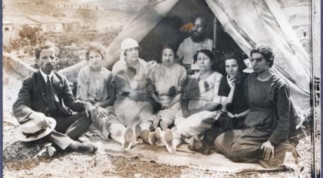 SITES OF REFUGE IN A HISTORICALLY LAYERED LANDSCAPE: CAMPS IN CENTRAL GREECE | KOSTIS KOURELIS