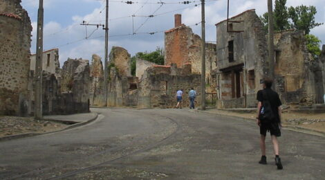 Oradour-sur-Glane: French Identity Memorialized| Mark Helbling