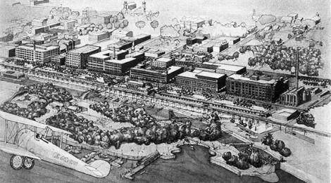 Tobacco Row: Heritage, Environment, and Adaptive Reuse in Richmond, Virginia | Daniel Bluestone