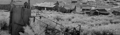 The Display of Ruins: Lessons from the Ghost Town of Bodie | Diana Strazdes