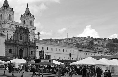 Historic Cities and the Venice Charter | EDUARDO ROJAS