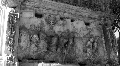 THE ARCH OF TITUS IN THE ROMAN FORUM: A Case Study of Vandalism and History   FREDRIC BRANDFON