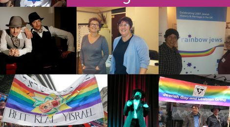 Twentieth-century Jewish LGBTQ London and the Rainbow Jews Heritage Project   James Lesh