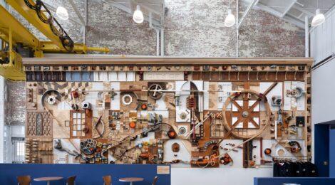 A Pattern Assemblage: Art, Craft, and Conservation | Jennifer Minner